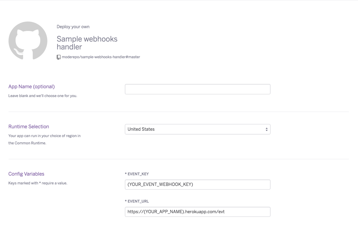 Screenshot - Heroku Deployment